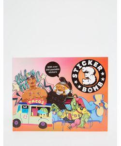 Books | Книга Stickerbomb 3 Book Мульти