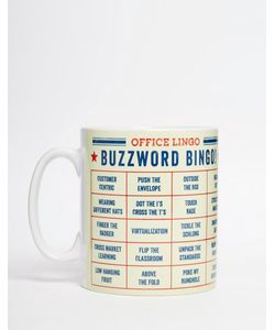 Gifts | Кружка С Принтом Brainbox Candy Buzzword Bingo Мульти