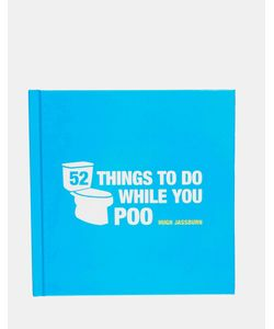 Books | Книга 52 Things To Do While You Poo Мульти