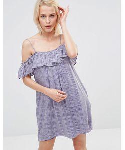 Greylin | Платье На Лямках С Открытыми Плечами Chantal