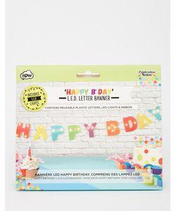 NPW | Светящаяся Надпись С Днем Рождения