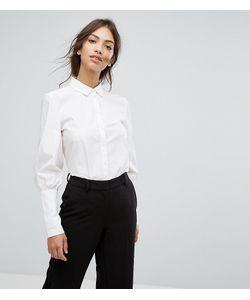 Vila | Рубашка С Высокими Манжетами