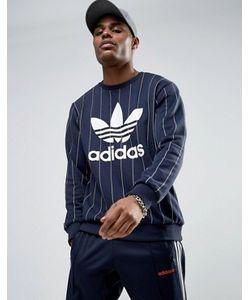 adidas Originals | Свитшот В Полоску С Круглым Вырезом Tokyo Pack