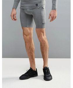 Nike Training   Серые Шорты С Компрессионным Эффектом 703084-091