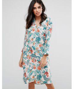 Soaked In Luxury | Платье-Рубашка