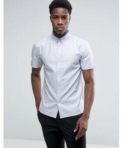 D-Struct   Базовая Рубашка-Оксфорд