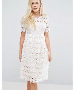 Little White Lies | Платье Кроше Tagan