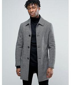 Harry Brown | Шерстяное Пальто В Ломаную Клетку