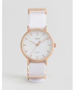 Timex | Часы С Парусиновым Ремешком Tw2r49100