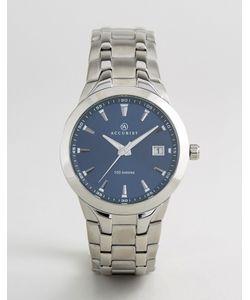 Accurist | Серебристые Часы С Браслетом Mb860n