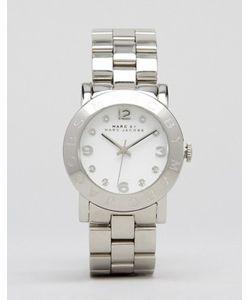 Marc Jacobs | Серебристые Часы Amy Mbm3054