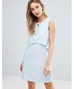 Fashion Union | Платье С Завязкой Спереди