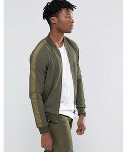 adidas Originals | Зеленая Спортивная Куртка Brand Pack Ay9304