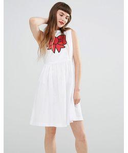Love Moschino | Платье С Бантом