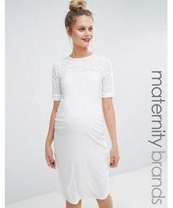 Bluebelle Maternity | Облегающее Платье Для Беременных