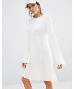boohoo | Knitted Swing Dress