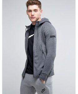 Jordan   Черное Худи На Молнии Nike Icon 809470-010