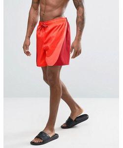 Nike | Шорты Для Плавания С Большим Логотипом Breach