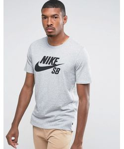 Nike SB | Футболка С Логотипом 821946-069