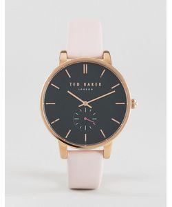 Ted Baker | Часы С Розовым Кожаным Ремешком Olivia