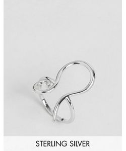 Rock 'N' Rose | Серебряное Кольцо С Зодиакальной Отделкой Лев Rock N Rose