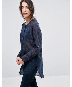 Selected | Рубашка В Горошек Valera
