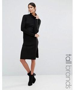 Vero Moda Tall | Платье-Водолазка С Длинными Рукавами