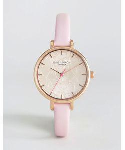 Daisy Dixon | Часы С Розовым Кожаным Ремешком Pheobe