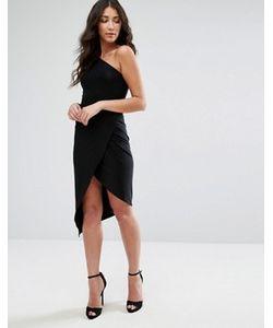Club L | Платье На Одно Плечо