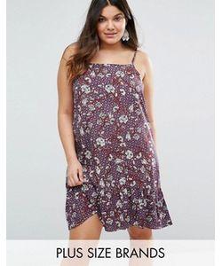 Diya | Платье С Цветочным Принтом Plus