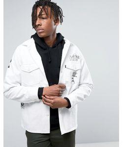 Huf | Куртка С Принтом