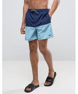 Nike | Шорты Для Плавания В Стиле Колор Блок Ness7427 440