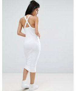 Asos | Платье С Перекрестной Спинкой