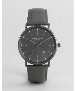 Simon Carter   Часы С Кожаным Ремешком Wt2201