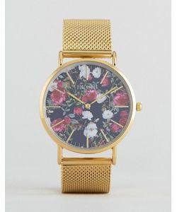 Reclaimed Vintage | Часы С Цветочным Принтом