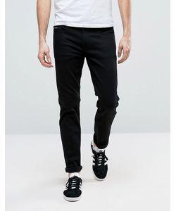 Calvin Klein Jeans | Черные Узкие Джинсы
