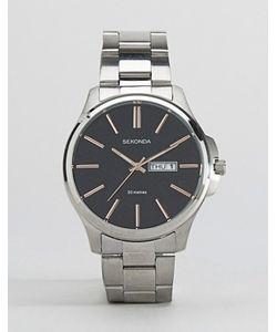 Sekonda | Серебристые Часы-Браслет