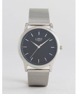 Limit | Серебристые Часы Из Углеродного Волокна С Браслетом Эксклюзивно Для