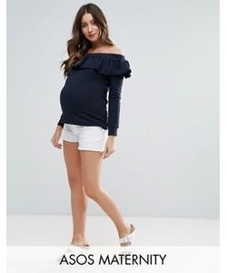 ASOS Maternity | Шорты С Заниженной Талией