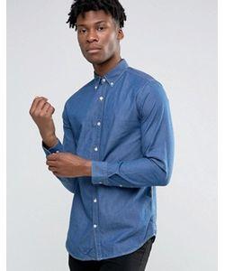Selected Homme | Светлая Рубашка Из Шамбре
