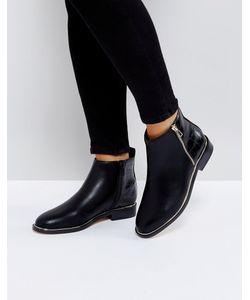 OFFICE | Ботинки С Металлической Отделкой Abbie