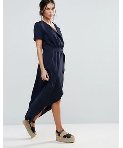 d.Ra | Iris Wrap Dress