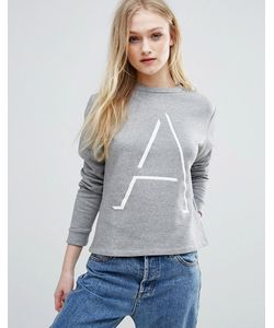 ADPT | Stage Cropped Sweatshirt