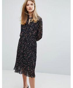Gestuz   Getsuz Stacie Dress In Ditsy Print