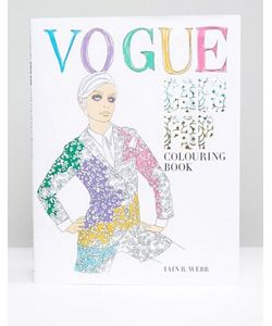 Books | Раскраска Vogue Goes Pop Colouring Book