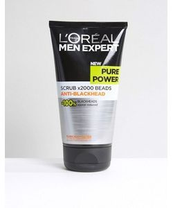 LOREAL | Скраб Loreal Expert Pure Power 150 Мл