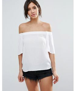b.young | Funda Off Shoulder Blouse
