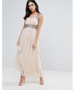 AX Paris | Maxi Dress With Embellishment