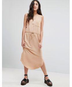 Neon Rose   Платье-Рубашка