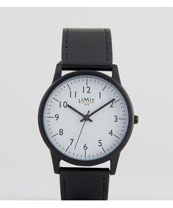 Limit | Часы С Черным Ремешком Эксклюзивно Для